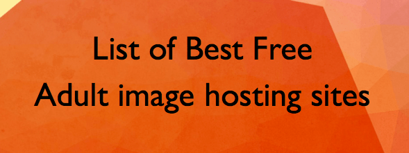 best free image hosting sites