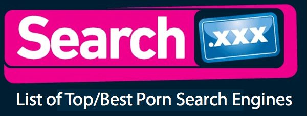 the best sex search angines