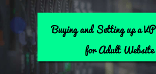 Buying and Setting up a VPS server for Adult Website