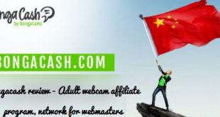 Bongacash review - Adult webcam affiliate program, network for webmasters
