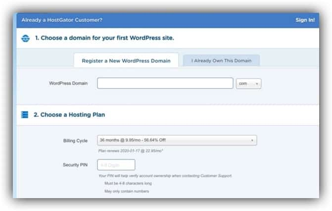 Guide review web hosting adult