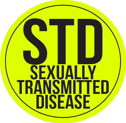 STD – sexually transmitted diseases