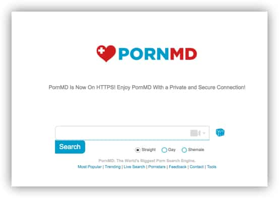 porno search engines