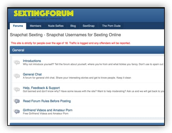 Adult Sex Forum 85