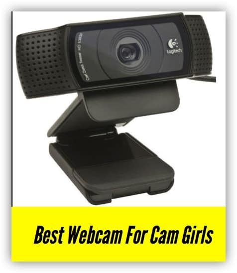 best webcam for camgirls