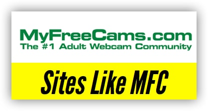 Sites similar to myfreecams