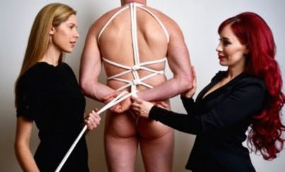 Becoming a professional dominatrix