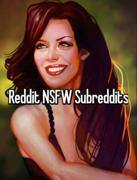 list of all nsfw subreddits