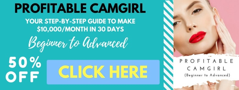 profitable camgirl banner