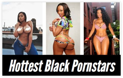 Best new ebony pornstars