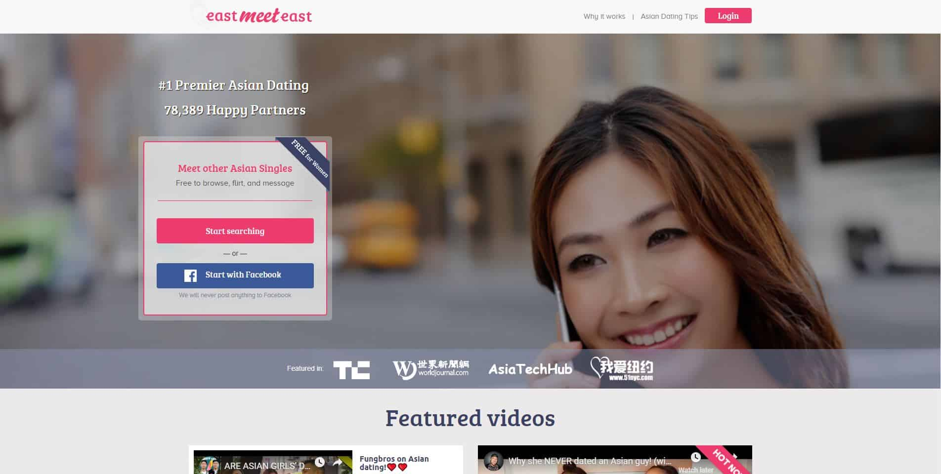 top 20 asian dating sites