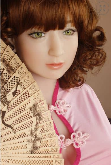 Quality Realistic Love Dolls Real Sex Doll – Yoyo 111cm