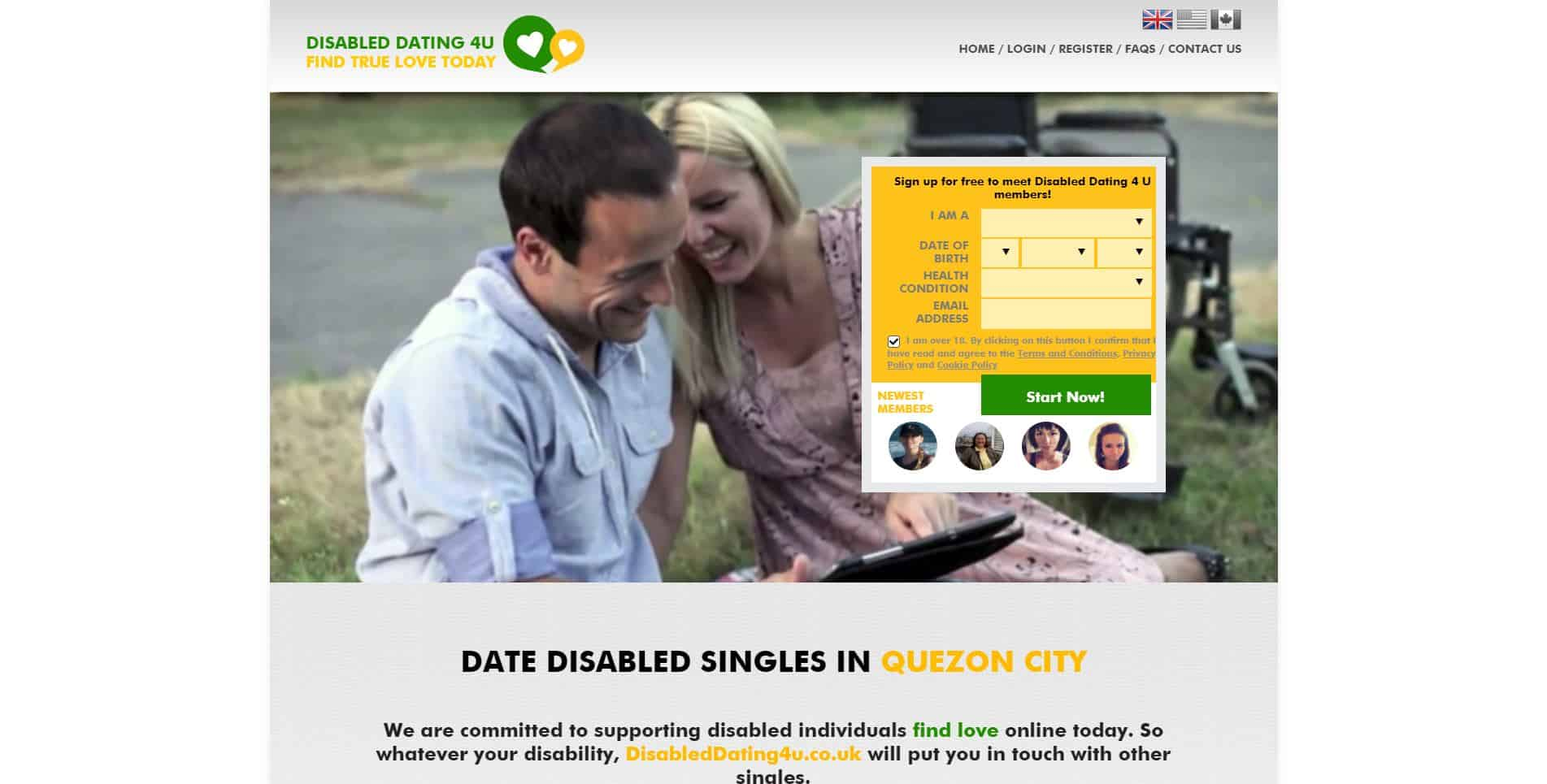 disabled dating4u-min