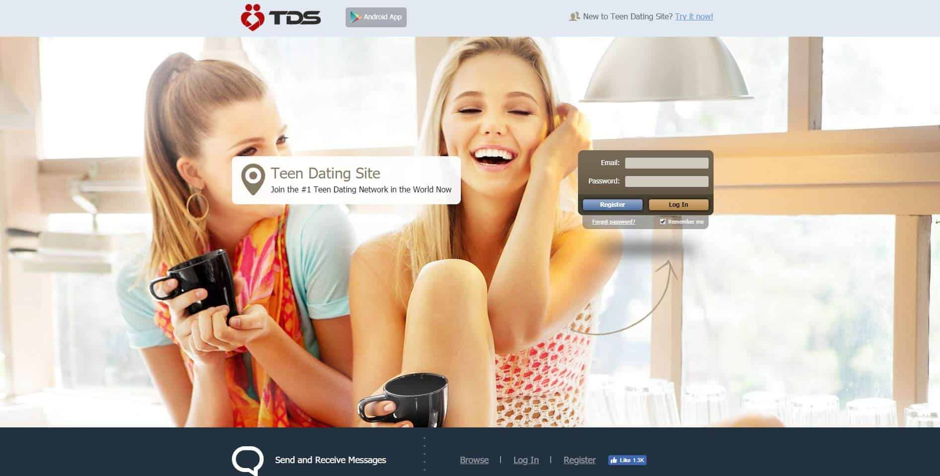 teen dating site